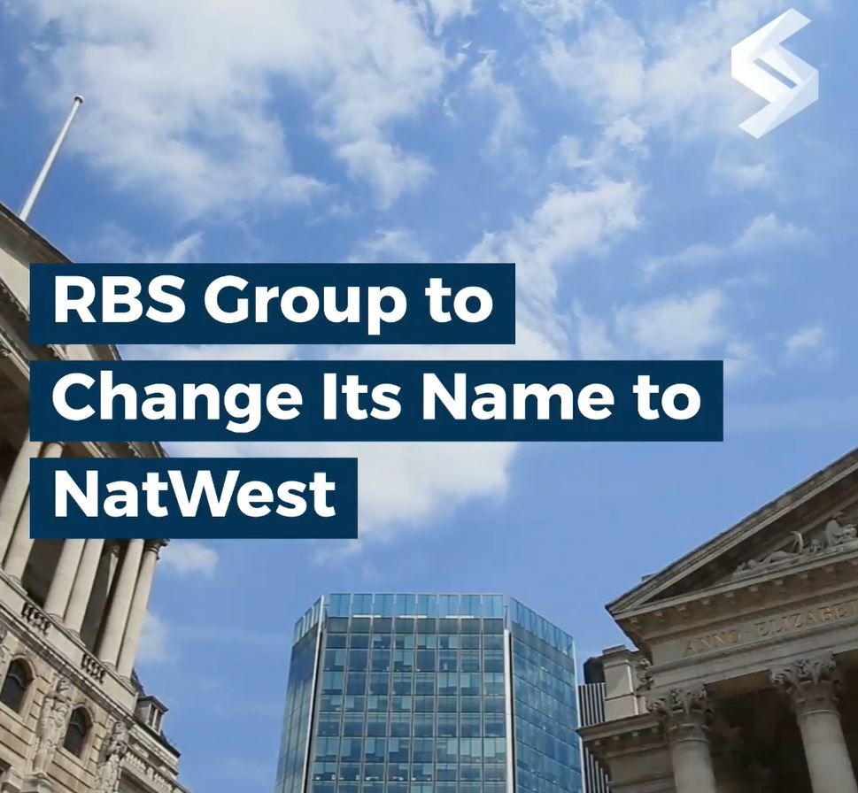 RBS to Change Its Name to NatWest Group